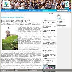 Département de Saône-et-Loire - Archives de la rubrique Les gens