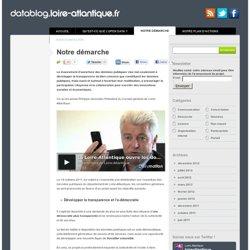 Blog du projet open data du Département de Loire-Atlantique