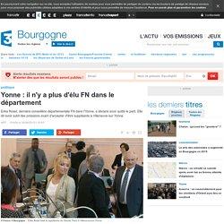 Yonne : il n'y a plus d'élu FN dans le département - France 3 Bourgogne