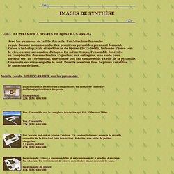 Visite de la pyramide de Djéser à Saqqara