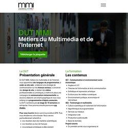 Département MMI Chambéry
