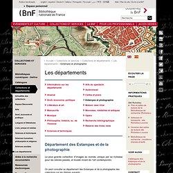 Département des Estampes et de la photographie