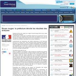 Département : Boues rouges: la prefecture dévoile les résultats des analyses
