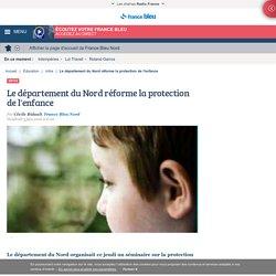 Le département du Nord réforme la protection de l'enfance