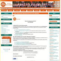le site du Sgen CFDT Pays de Loire - Ecole - Mouvement départemental 2016 Loire-Atlantique