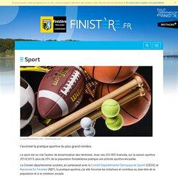 Politique sportive du Département du Finistère