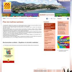 Conseil Général des Pyrénées Orientales - GUIDE D'ELABORATION DU PLAN DE MAITRISE SANITAIRE DES COLLEGES PUBLICS DU DEPARTEMENT