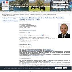 La Direction Départementale de la Protection des Populations (DDPP) / Consommation, alimentation, animaux / Services de l'État / Accueil - Les services de l'État dans le département des Bouches-du-Rhône