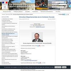 Direction Départementale de la Cohésion Sociale / Services de l'État / Accueil - Les services de l'État dans le département des Yvelines