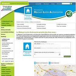 Maison Loire Autonomie