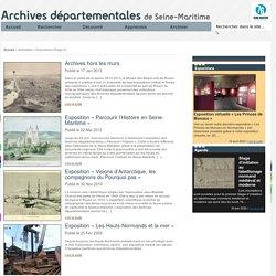 Archives départementales de la Seine-Maritime