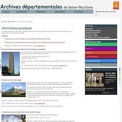 Archives départementales de Seine-Maritime