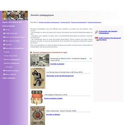 Archives départementales du Tarn: Dossiers pédagogiques