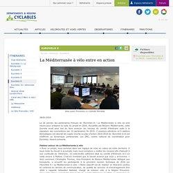 EuroVelo 8 - Départements & Régions Cyclables