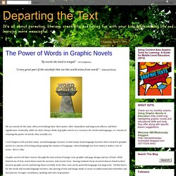 The Power of Words in Graphic Novels