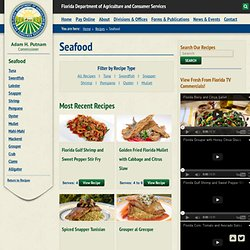 Florida Seafood Mail-Order Companies: Florida Seafood and Aquaculture