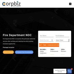 Fire Department NOC delhi