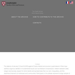 Department of Romance Languages and Literatures and Harvard Libraries