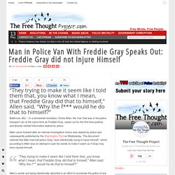 Baltimore Police Department, cop propaganda, Freddie Gray, police spin machin...