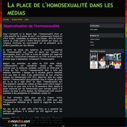 Dépénalisation de l'homosexualité