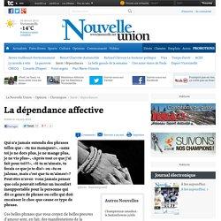 La dépendance affective - Santé / dépendances