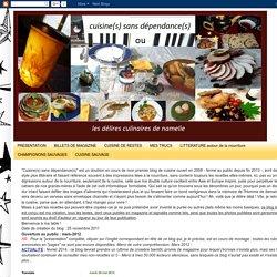 """cuisine(s) sans dépendance(s): feuilles de renouée du japon farcies façon dolmades (""""cuisine sauvage"""")"""
