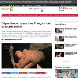 Dépendance : quand les Français font la sourde oreille