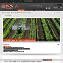 Dépendance aux pesticides
