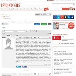 addiction au jeu - Dépendances - FORUM Psychologies.com