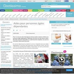 Aides et adresses utiles pour personnes âgées dépendantes : CLIC, Réseaux gérontologiques, CCAS...