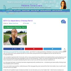 Narcissism Recovery and Relationships Blog