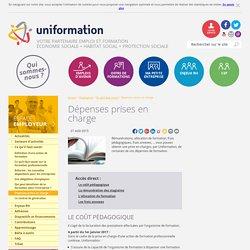 Organisme formation professionnelle, cotisation formation : Uniformation