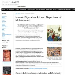 Depictions of Muhammad in Islamic Art