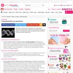 Dépistage: L'amniocentèse en questions