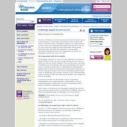 ameli.fr-Lé dépistage organisé du cancer du sein