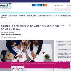 Agence nationale pour l'amélioration des conditions de travail (Anact)