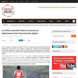 La Chine, 1er dans la course au déploiement de l'internet des objets
