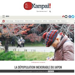 La dépopulation inexorable du Japon