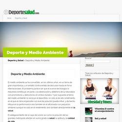 Deporte y Medio Ambiente - Deporte Salud