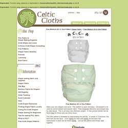 <br /> <b>Deprecated</b>: Function ereg_replace() is deprecated in <b>/home/celticcl/public_html/enc/metatitle.php</b> on line <b>6</b><br /> All in One Diaper Pattern