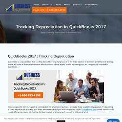How to Use QuickBooks to Calculate Depreciation