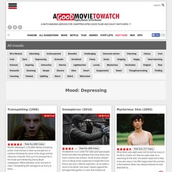 Best Depressing Movies to Watch - A Good Movie to Watch