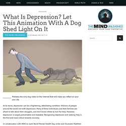 What Is Depression? Let This Animation With A Dog Shed Light On It