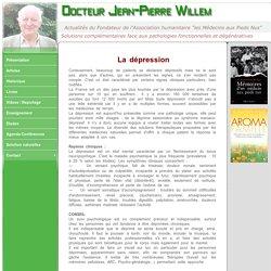 La dépression - Dr Jean-Pierre WILLEM