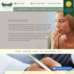 Depression and Substance Abuse