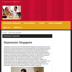 Psychiatrist Singapore