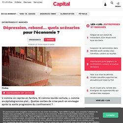 Dépression, rebond… quels scénarios pour l'économie ?...