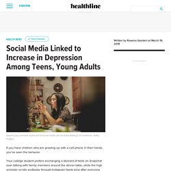 Depression, Social Media and Young Adults