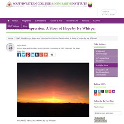 Post Partum Depression: A Story of Hope by Ivy Whisper › Alumni News And Updates › Swc Blog › Southwestern College