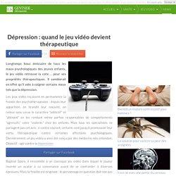 Dépression : quand le jeu vidéo devient thérapeutique - Maxisciences